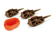 Filfishing Filex Method Feeder Set + Mould