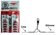 EXC Konektor na anglický splávek 4ks